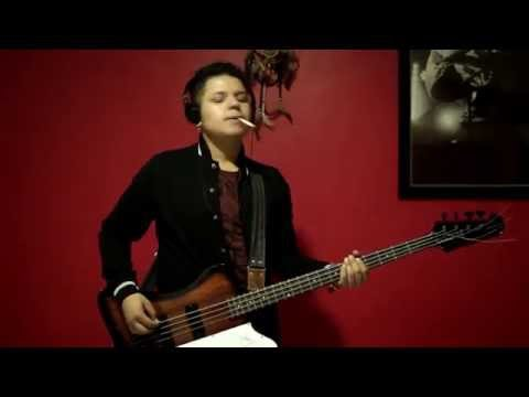 Technicolor Fabrics ft. Siddhartha – Fuma (bass cover) / Eppie Goytia