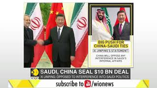 Big push for Saudi-China ties as they talk denuclearisation
