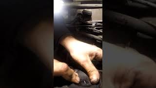 А чего это двигатель так громко работает?)