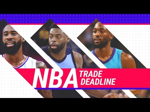 NBA Trade Deadline Special, live with DTLF!!