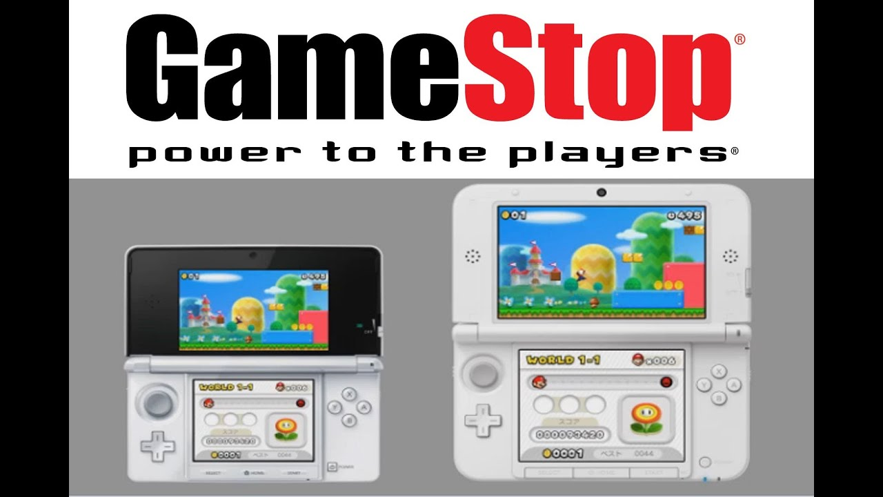 Gamestop 100 3ds To 3ds Xl Trade In Offer Wii U Release