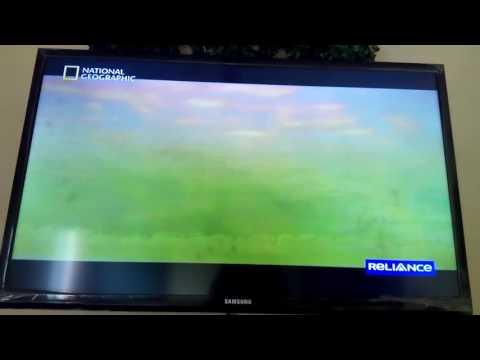 Some strange things happened on satellite broadcast