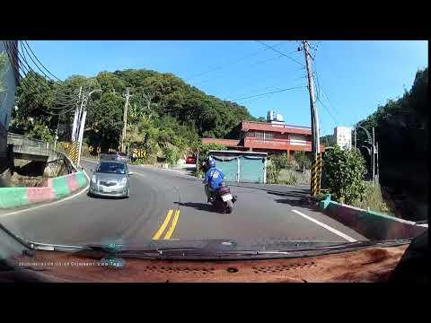 三寶之山路右側超車