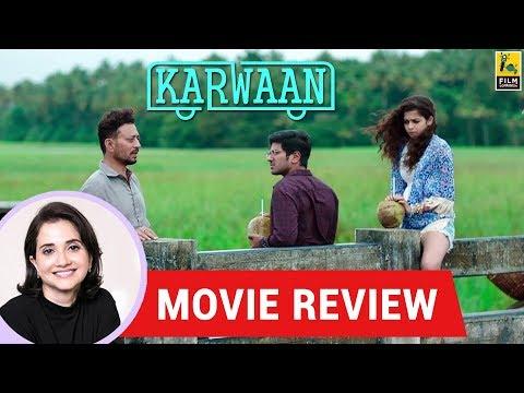 Anupama Chopra's Movie Review of Karwaan |  Irrfan Khan | Dulquer Salmaan | Mithila Palkar