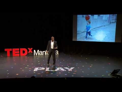 The Transformitive Power of Play: Emeka Nnadi at TEDxManitoba 2013