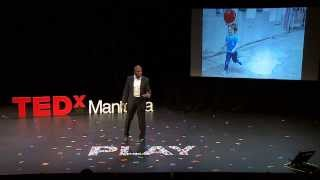 The Transformitive Power of Play: Emeka Nnadi at TEDxManitoba 2013