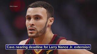 Cleveland Cavaliers nearing deadline for Larry Nance Jr. extension