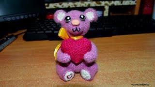 Амигуруми | Мишка | Игрушка | МК | Мастер-класс | Схема | Творчество