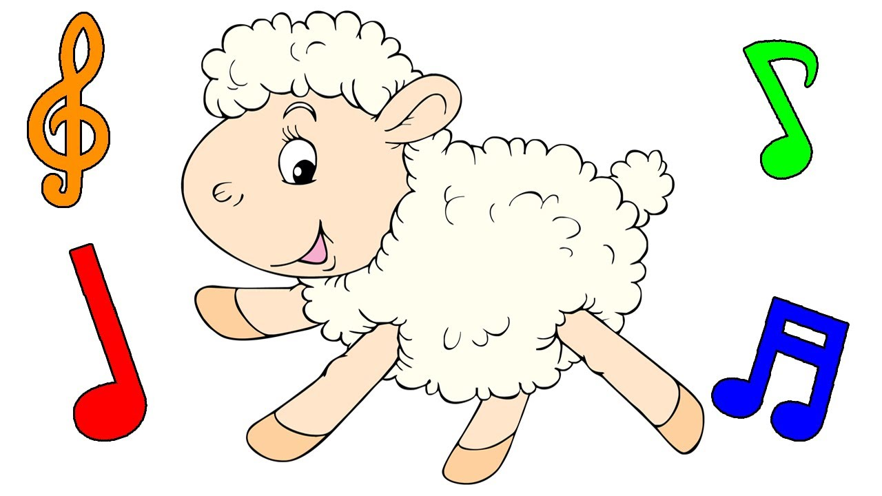 Canção de ninar para o bebê - ovelhas pulando - mãe canta