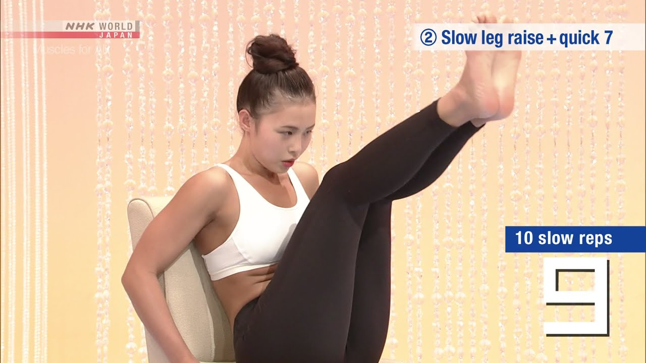 Photo of 5-Minute Ab Workout, Part 3 – Muscles for All! [筋肉体操] – video