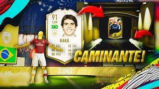 TRUCO PARA SABER SI NOS TOCA CAMINANTE EN FIFA 20!!