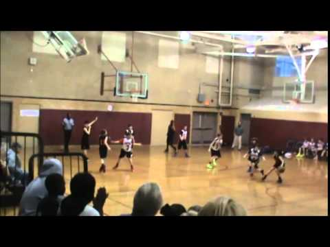 Beverly 5th Grade Travel Basketball @ Marblehead (12.21.14)