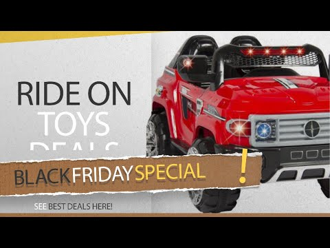 Kids Bikes And Ride On Toys Deals // Black Friday Toys On Walmart