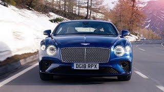 2018 Bentley Continental GT - Driving, Interior & Exterior | Sequin Blue