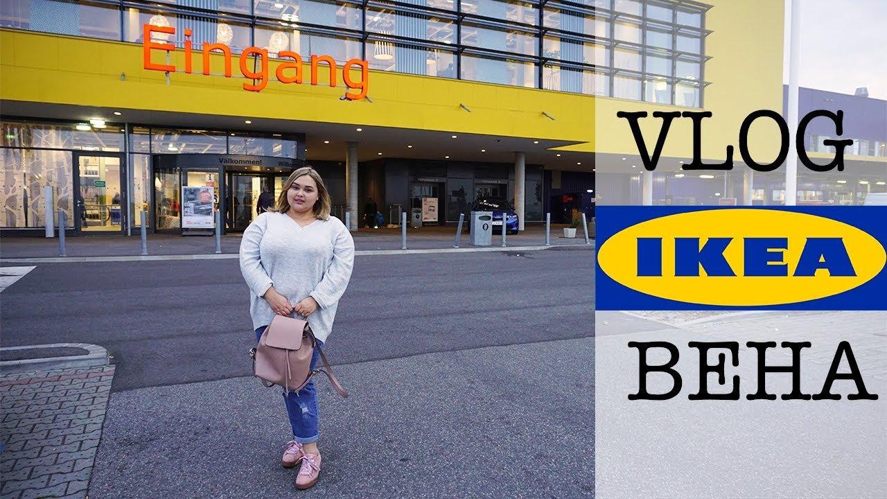 покупки для общежития в вене Ikea Vlog
