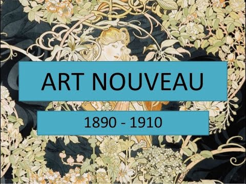 Understanding The Styles of Art: Art Nouveau