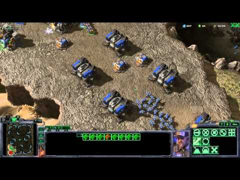 Strategy Refined - 2v2 Ranked - SC2 HotS - 6/15/15 - Match 06