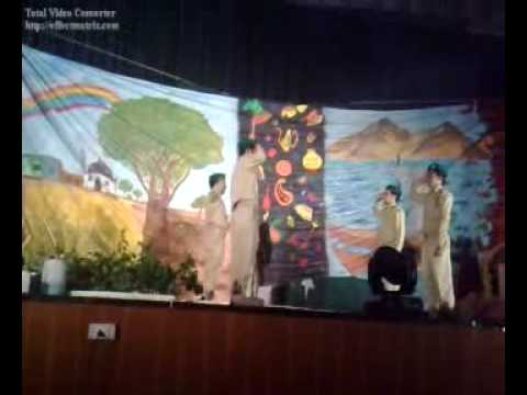 final year theme part1 Variety  2009  RMC
