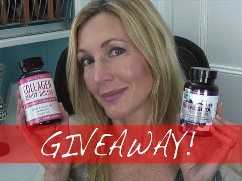 NeoCell Collagen Beauty Builder Review + Giveaway! **Closed**