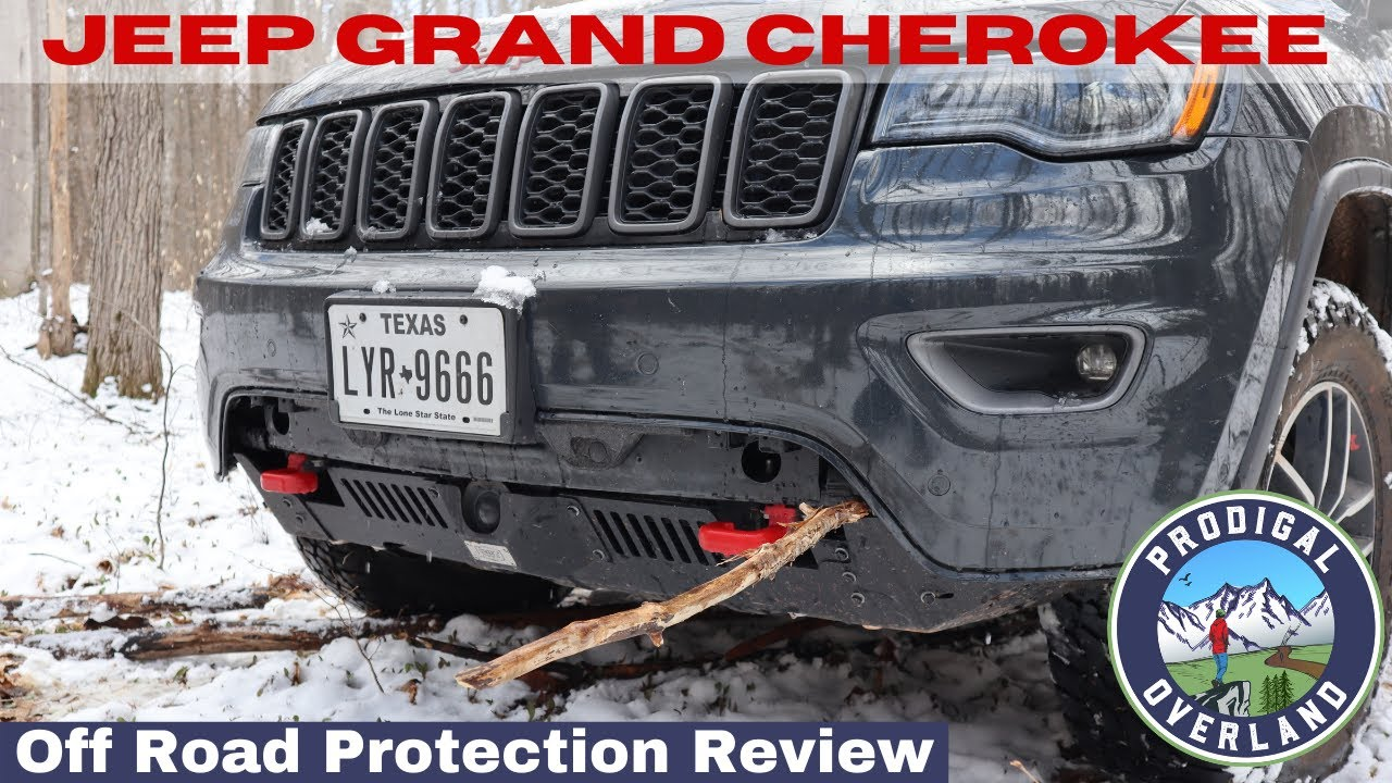Jeep Grand Cherokee (WK2) | Off Road Protection | Chief Products Long Term Review