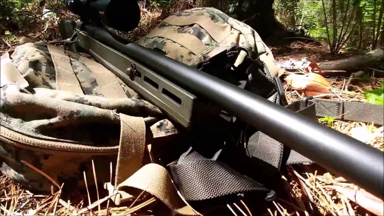 Magpul Hunter 700 Stock Sps Tactical Final Stages Youtube