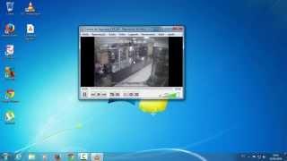 como abrir arquivo 264 dvr no windows utilizando o vlc player