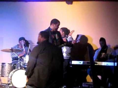 Stevie Wonder Superstition-Brandon Primus and Friends