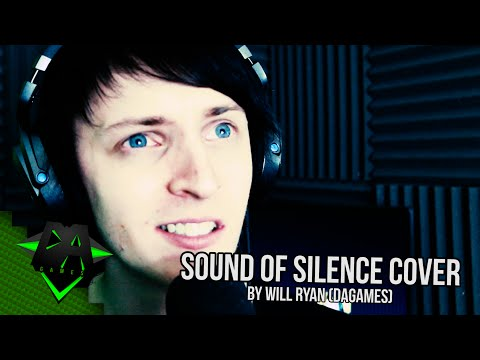 SOUND OF SILENCE DISTURBED COVER - DAGames
