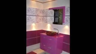 видео плитка для ванной парадиз