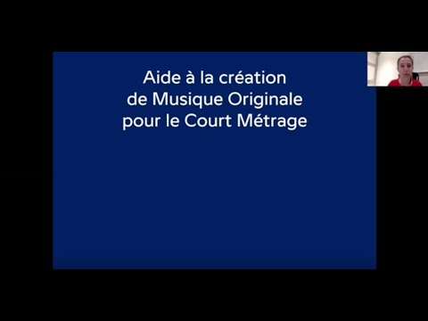 Atelier en ligne - Musique à l'image (contrats, budgets, dossiers)