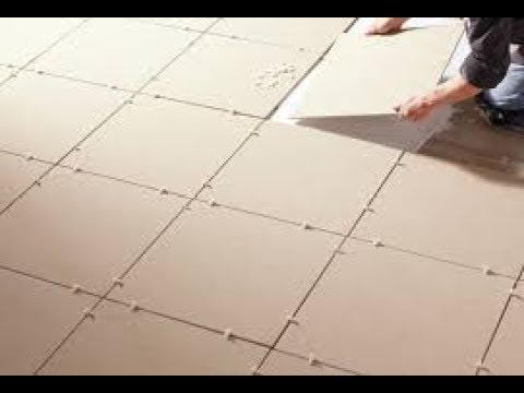 how to calculate no of tiles of floor - YouTube