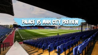 Is the title over if we lose?! Crystal Palace vs Man City preview