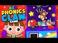 Learn ABC Phonics & Colors for kids with the CLAW GAME surprise eggs! Simple Reading lessons for kid