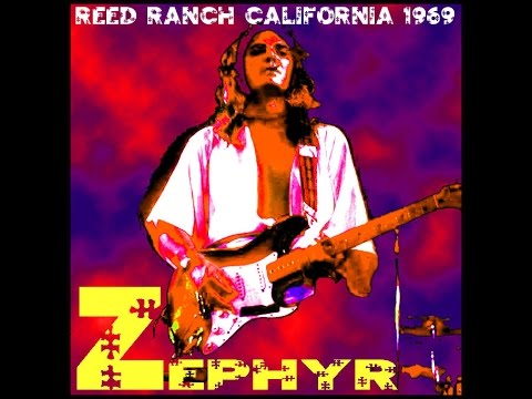 Zephyr w/ Tommy Bolin- Reed Ranch, Ca July, 1969