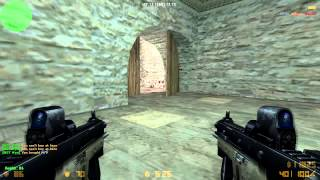 [Counter Strike Xtreme 6] Zombie Unite Gameplay