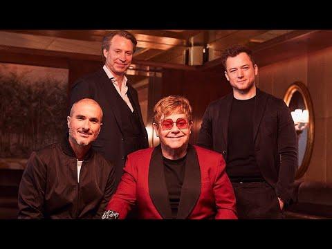 Rocket Roundtable (Full iTunes Exclusive) Elton John, Taron Egerton and Giles Martin