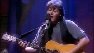 Paul McCartney  - That Would Be Something [HD]