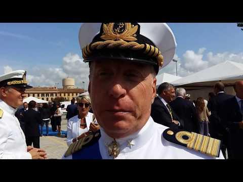 QL - Fiumicino, il CdV Filippo Marini nuovo comandante della Guardia costiera di Roma