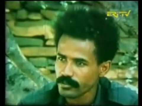 ERITREA: Isaias Afewerki in 1975 'Lion of Nakfa'