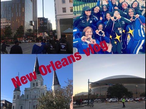 New Orleans/bayou classic vlog✨💃🏽