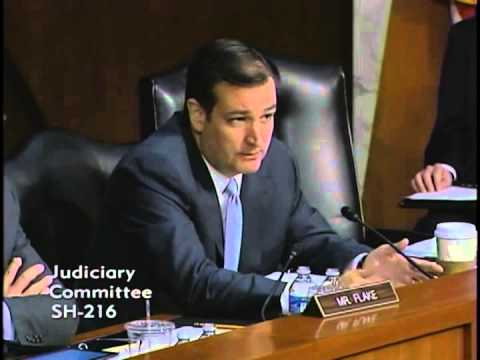 Sen. Cruz on Immigration Reform in Judiciary Committee