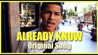 Смотреть клип Alex Aiono - Already Know