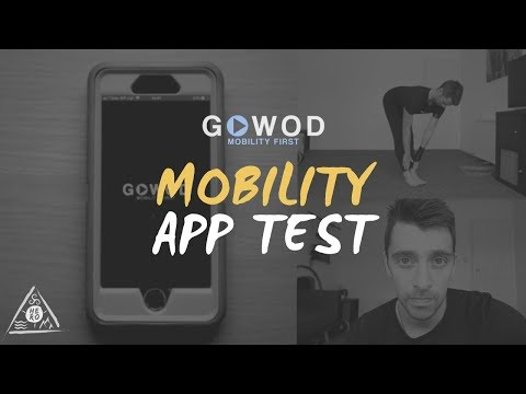 GOWOD Mobility App Test + Review