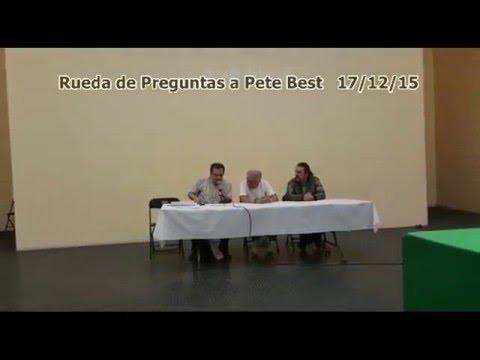 PETE BEST RESPONDE EN MÉXICO PREGUNTAS DE MUNDO BEATLE