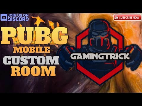 🔴 PUBG CUSTOM ROOM LIVE SUNDAY CILL!!  WITH GAMING TRICKYT | LETS GO | SUBSCRIBE & JOIN🔴