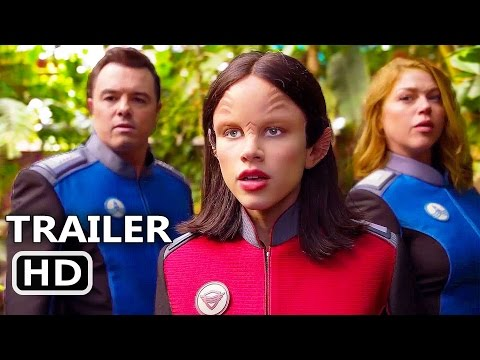 THE ORVILLE Official Trailer (2017) Star Trek Spoof, Seth MacFarlane Comedy TV Show HD
