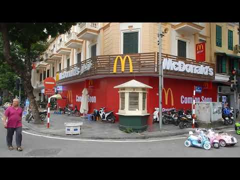 Hanoi McDonalds 'coming soon' !! @ Hanoi, Vietnam