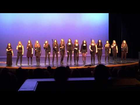 Royals/Go to Sleep You Little Baby - Cantalinas Women Talent Show 2015