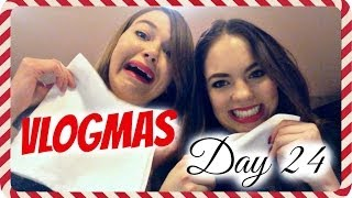 VLOGMAS DAY 24❄ IT