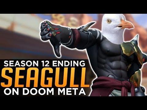 Overwatch: Season 12 ENDING! - Seagull on Doomfist Meta thumbnail